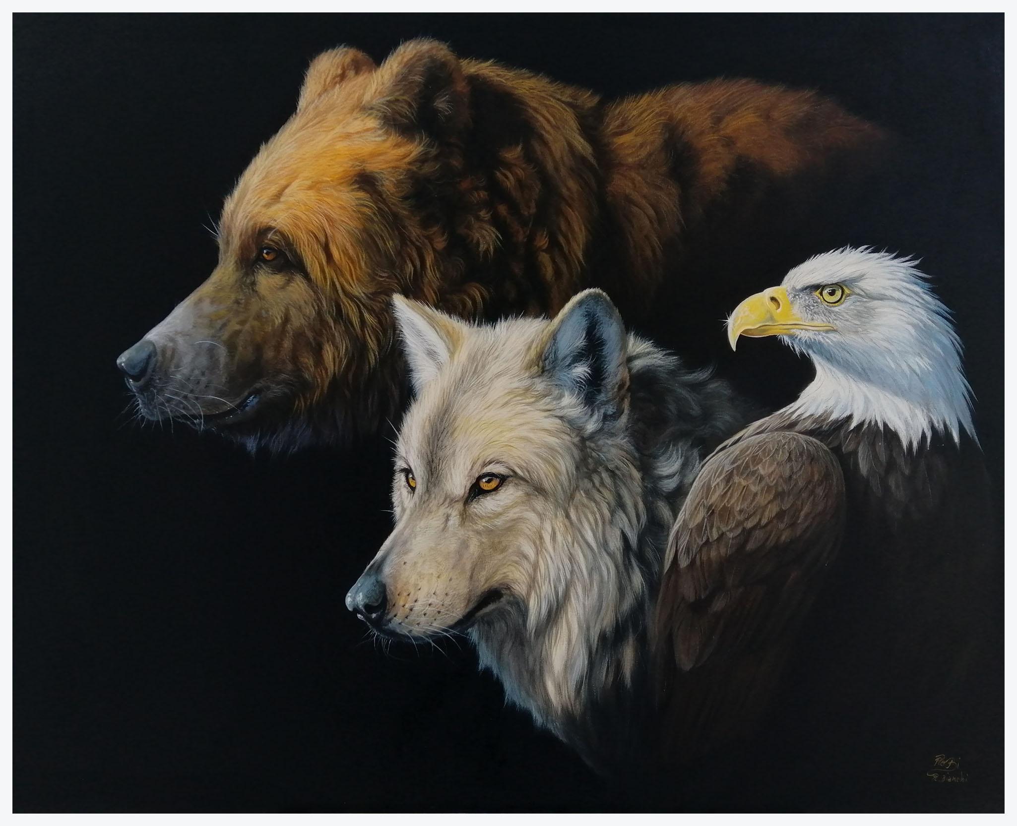 I predatori - Roberto Bianchi