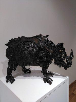 Rinoceronte - Lackovic Ljuba